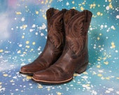 ARIAT Women's Cowboy Boots Size 9 .5 B