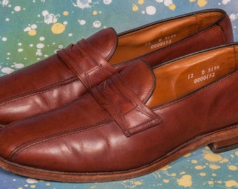 ALLAN EDMONDS Loafer Men's Size 12 D