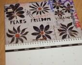 2017 Wall Calendar - Fears, Freedom, Villains: A Berlin Street Art Safari