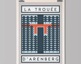 ROUTES - La Trouee D'Arenberg