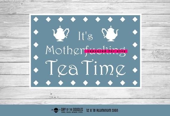 Mature Tea Time 42