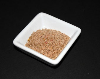 Beef Pepperoni seasoning mix.  Make your own beef pepperoni. Healthy options. Recipes included