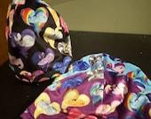 My Little Pony minky beanie