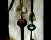 Holey stone and Key Protection Charm