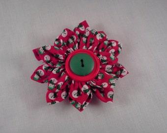 Christmas hair clip