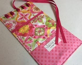 Custom for Michele - 2 Ready to Ship Necklace and Chain Roll - Jewelry Roll - Affordable Gift