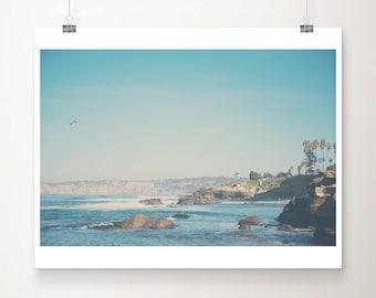 pacific ocean photograph san diego photograph la jolla photograph california photograph coastal print california print landscape photograph