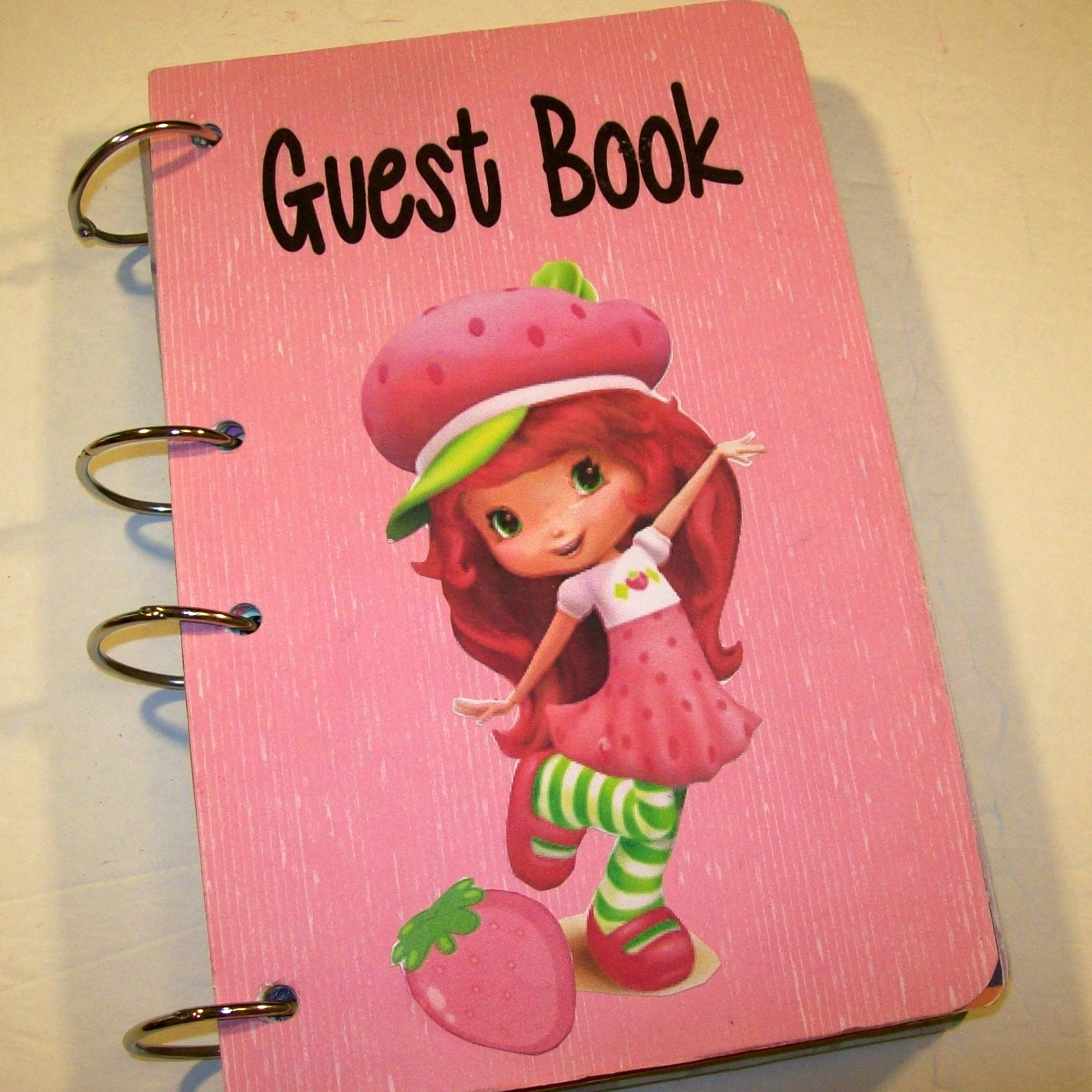 Guest Book Party Guest Book First Birthday Guest Book 1st