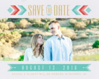 Arrows - Save the Date