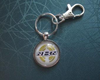 Premium NBN Netrunner  Keychain