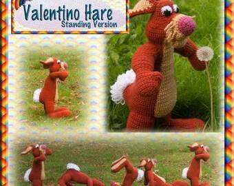 Valentino Hare Crochet Kit