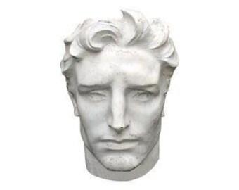 Caesar sculpture planter