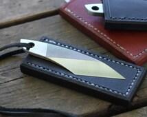 Pocket Knife - Japanese Kiridashi