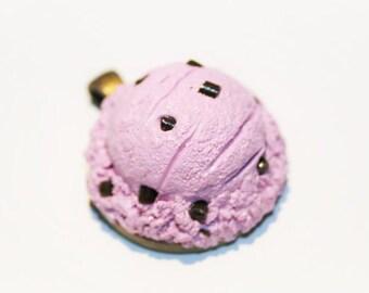 Ice Cream Scoop Necklace