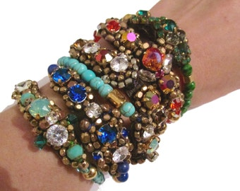 Swarovski Jaipur Collection Bracelets