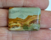 Rocky Butte picture jasper.  beautiful scene 20 x 26.6 x 5.5
