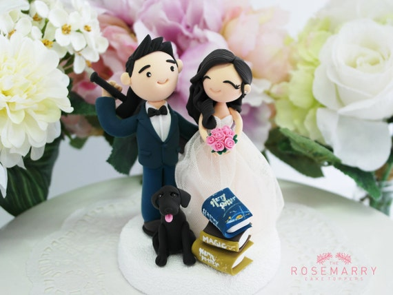 final fantasy wedding cake toppers custom cake topper amp harry potter 14247