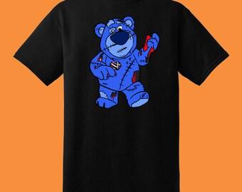 Blueberry The Zombie Teddy Bear T-shirt
