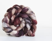 Kettle Dyed Superwash Merino Combed Top - 4.3 Ounces