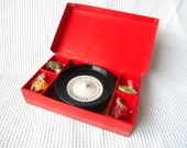 Roulette Game Boxed Set Toy Childrens 1950s
