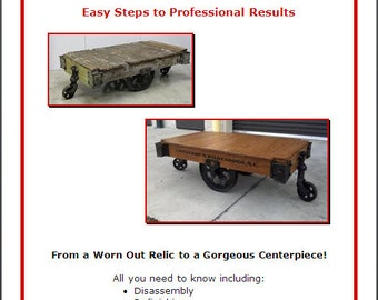 How To Restore A Factory Cart
