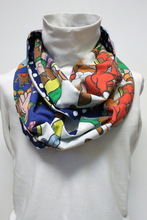 Legend of Zelda Women's Infinity Scarf