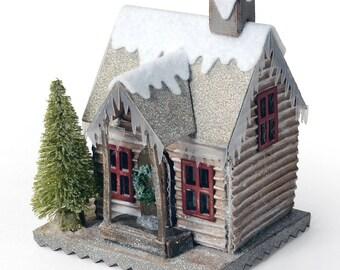 Tim Holtz  Sizzix Bigz Die - Village Winter Die