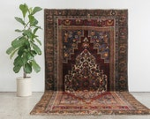 ELVAN 6x11 Hand Knotted Turkish Wool Rug