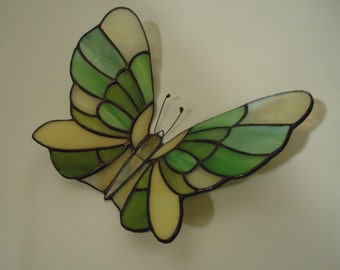 Stained glass Batterfly
