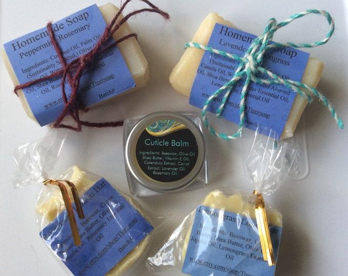 Herbal Skincare Set