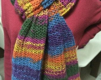 Extra Large Extra Long Shawl, Wrap, Scarf, Colorful Shawl wrap