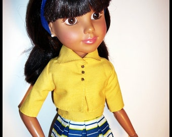 Best Friends Club Doll Outfit  - Pret-a-porter - Summer Day Outfit
