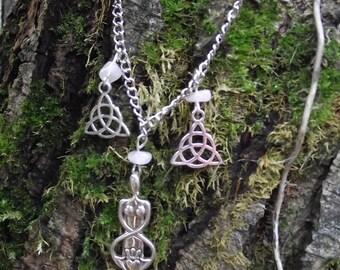 Celtic Goddess of Ireland Necklace