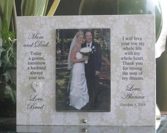 WEDDING OFFICIANT GIFT wedding officiant frame wedding