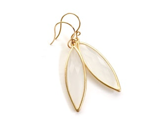 Gold Earrings Christmas Gift Idea