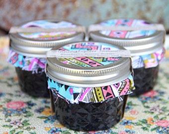Homemade Blueberry Honey Butter - 4oz