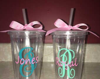 3x3 Personalized/Monogrammed Decal Yeti, Rtic
