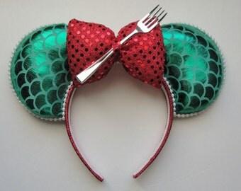 Disney The Little Mermaid Mickey Ears