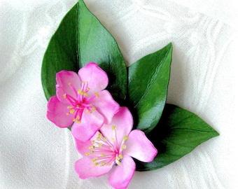 Apple Blossom Pin