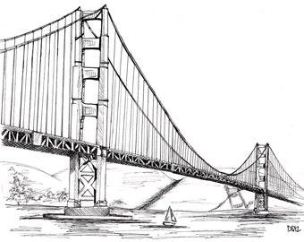 Golden Gate Ink