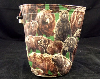 R Project bag 380 Bears