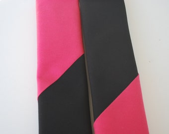 seatbelt covers car 1 pair pink and black
