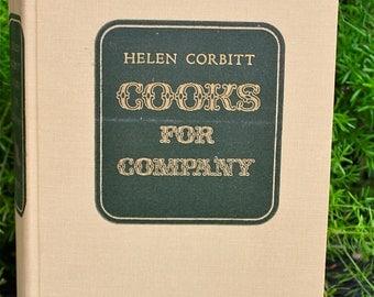 Helen Corbitt cookbook
