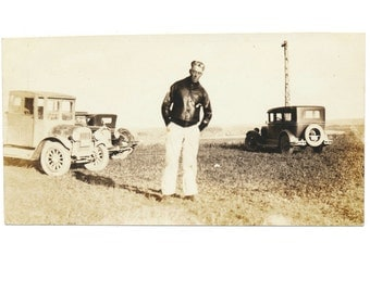 James Dean Hot Rods found art photo vernacular photography social realism lookalike social realism photography fine art