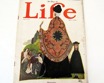 SOLD Life Magazine May 31, 1923 ON SALE