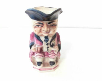 Toby jug made in Japan