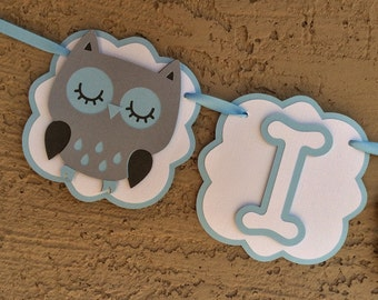 Owl baby shower. Blue Grey and White. Celebration. New baby Boy. Trees. It's A Boy. Baby Shower