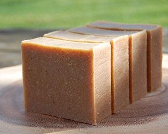 Pumpkin & Cream Soap
