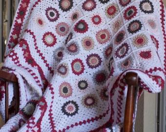 Gorgeous Crochet Afghan
