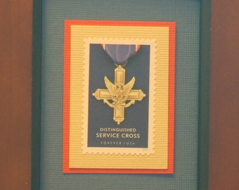 Honoring Extraordinary  Heroism - The Distinguished Service Cross